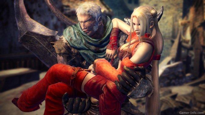 Скриншот игры Knights Contract