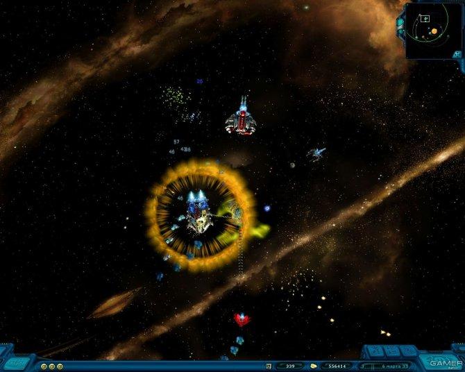 Скриншот игры Космические рейнджеры HD: Революция