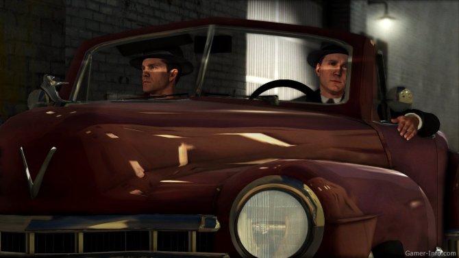 Скриншот игры L.A. Noire