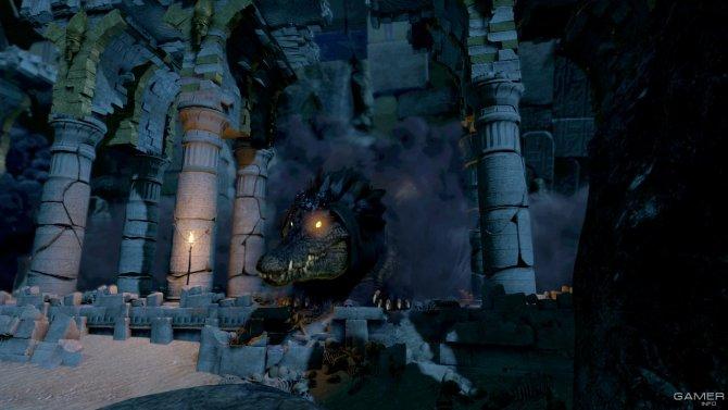 Скриншот игры Lara Croft and the Temple of Osiris