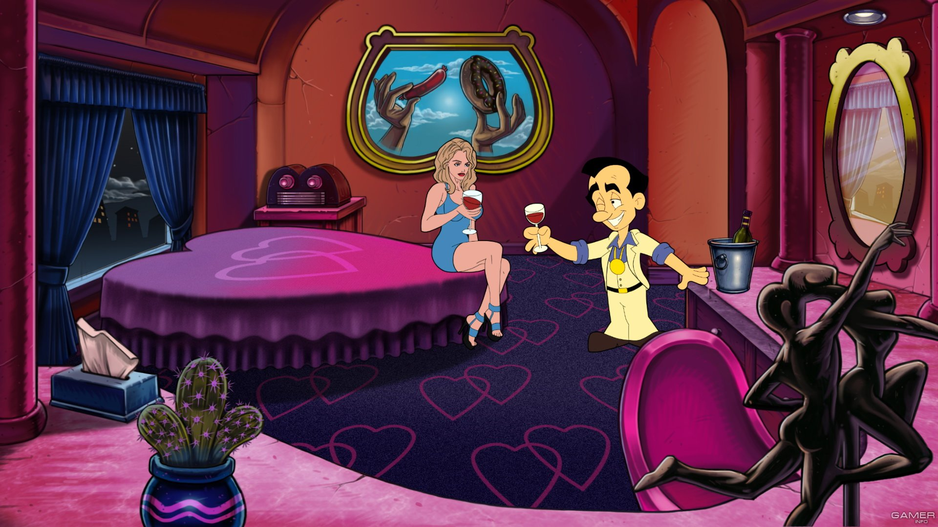 Leisure suit larry reloaded nude patch hentia download