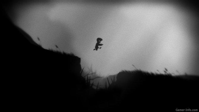 Скриншот игры Limbo
