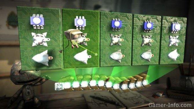 Скриншот игры LittleBigPlanet 2