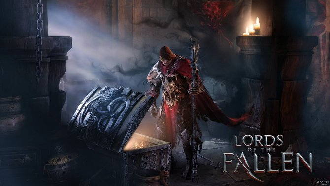 Скриншот игры Lords of the Fallen