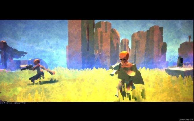 Скриншот игры LOVE