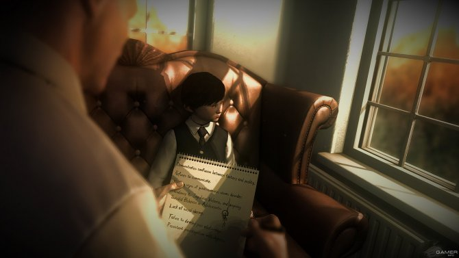 Скриншот игры Lucius II: The Prophecy
