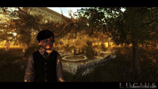 Скриншот игры Lucius