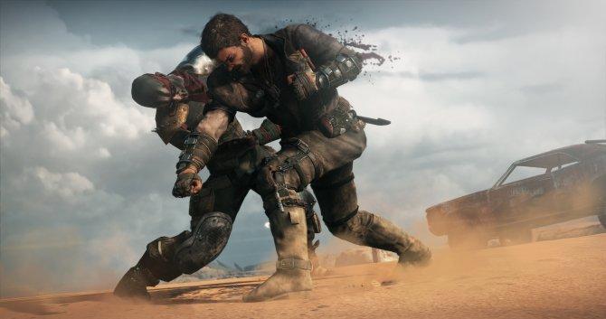 Скриншот игры Mad Max