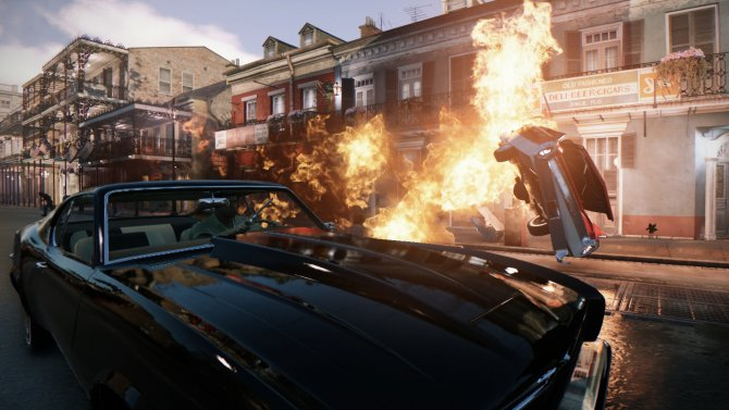 Скриншот игры Mafia III