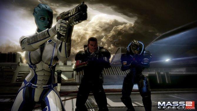 Скриншот игры Mass Effect 2