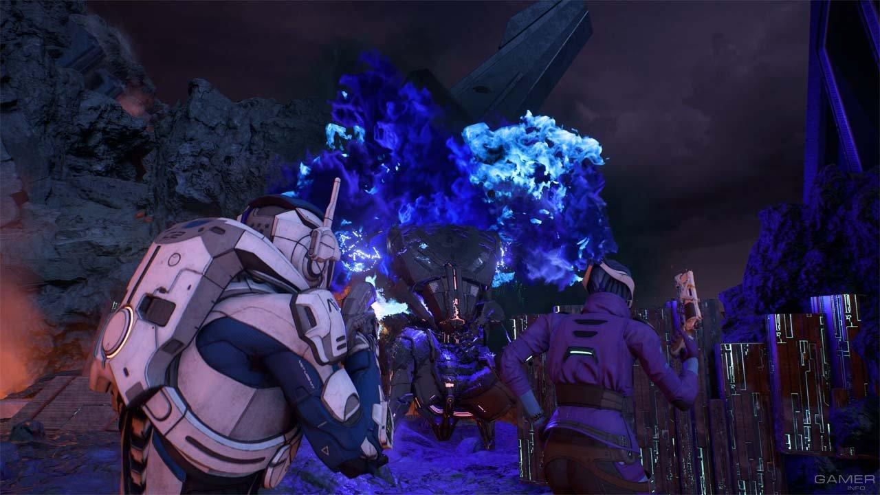 Мультиплеер Mass Effect: Andromeda будет вписан в сюжет