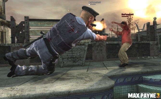 Скриншот игры Max Payne 3