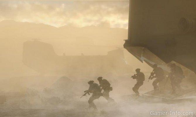 Скриншот игры Medal of Honor