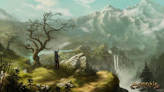 Скриншот игры Memoria