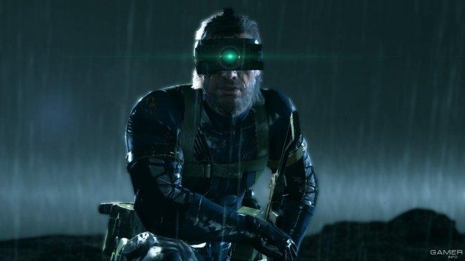 Скриншот игры Metal Gear Solid V: Ground Zeroes