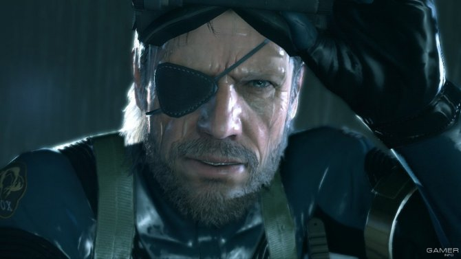 Скриншот игры Metal Gear Solid V: Ground Zeroes