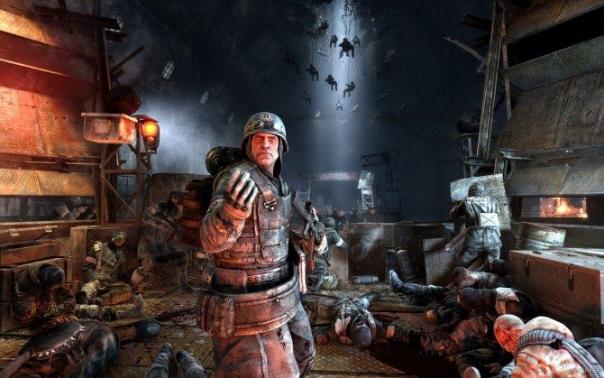 Скриншот игры Metro: Last Light