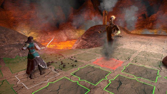 Скриншот игры Might & Magic Heroes VII