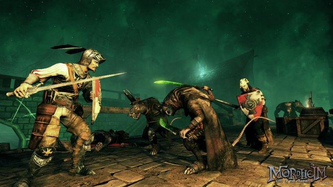 Скриншот игры Mordheim: City of the Damned