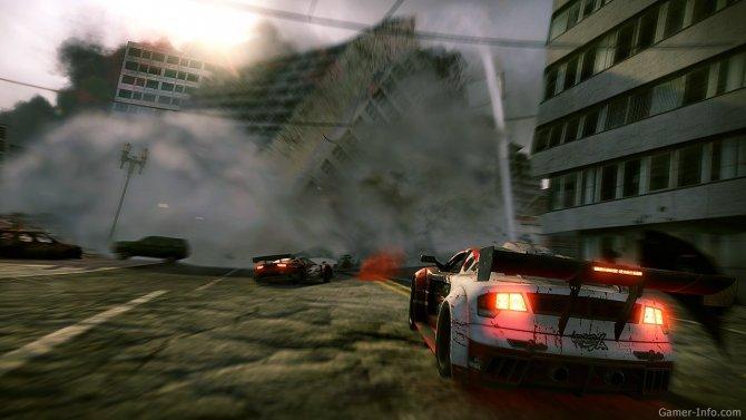 Скриншот игры MotorStorm Apocalypse