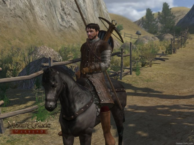 Скриншот игры Mount & Blade: Warband