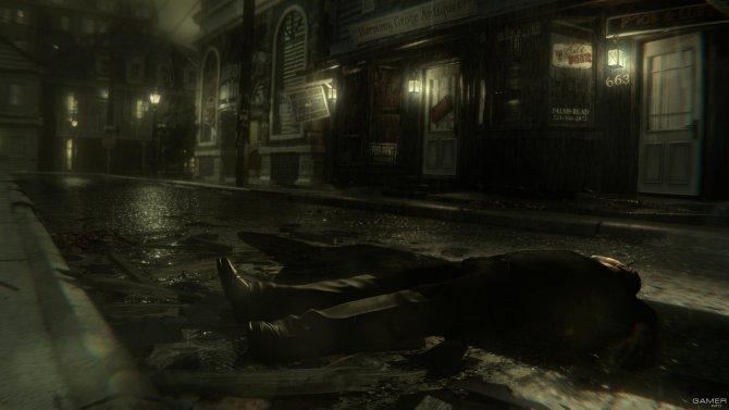 Скриншот игры Murdered: Soul Suspect