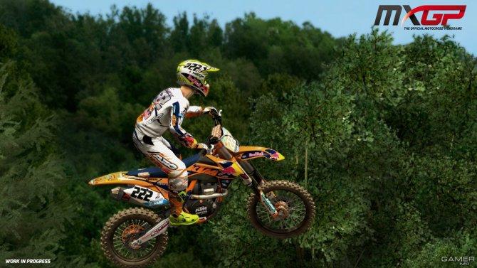 Скриншот игры MXGP - The Official Motocross Videogame