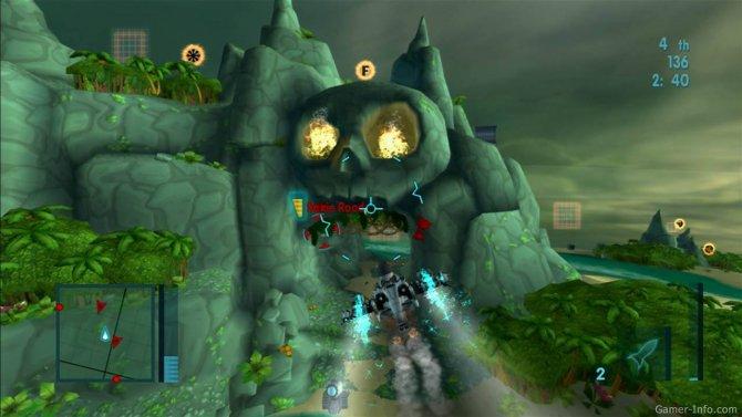 Скриншот игры MySims SkyHeroes