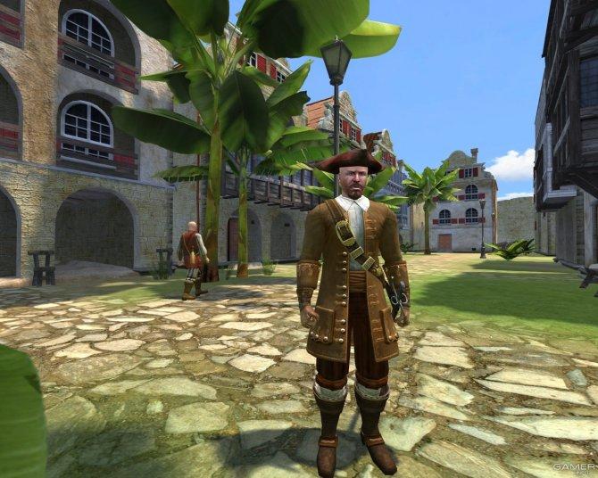 Скриншот игры Огнем и мечом 2: На Карибы!