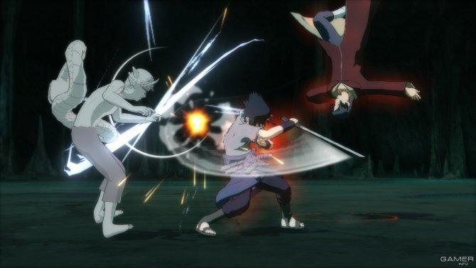 Скриншот игры Naruto Shippuden: Ultimate Ninja Storm 3 Full Burst