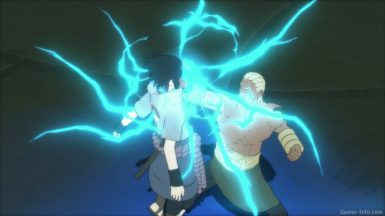 Фото naruto shippuden: ultimate ninja storm generations могут дать больше представления об игре