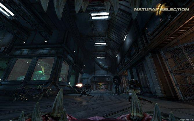 Скриншот игры Natural Selection 2