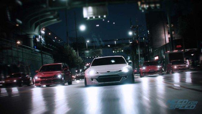 Скриншот игры Need for Speed
