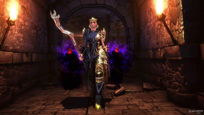 Скриншот игры Neverwinter Online