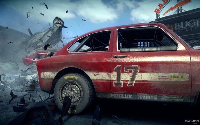 Скриншот игры Next Car Game: Wreckfest
