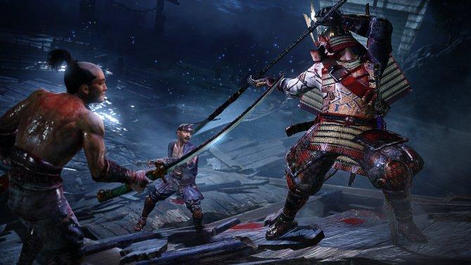 Скриншот игры Nioh