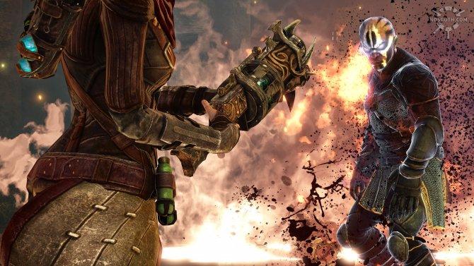 Скриншот игры Nosgoth