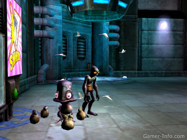 Oddworld: munchs oddysee android apk game