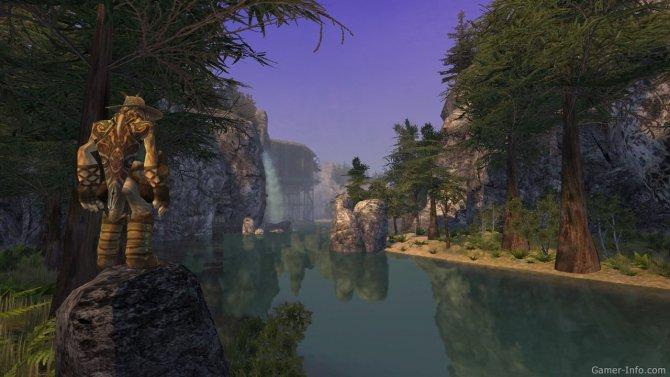 Скриншот игры Oddworld: Stranger's Wrath HD