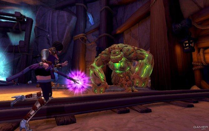 Скриншот игры Orcs Must Die! 2