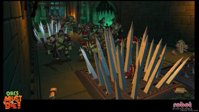 Скриншот игры Orcs Must Die!
