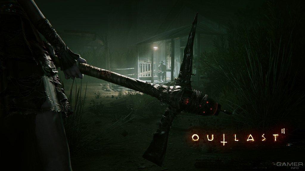 Демоверсия Outlast 2 уже доступна