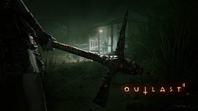 Скриншот игры Outlast 2