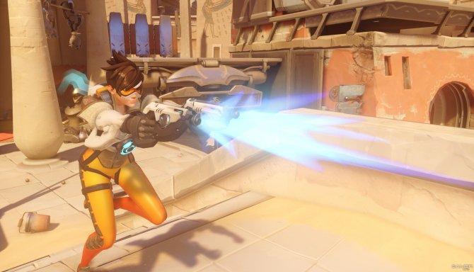 Скриншот игры Overwatch