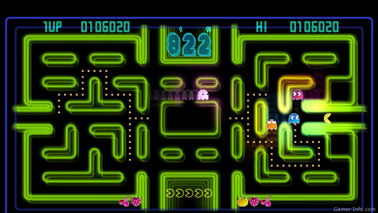How to play pacman arrows = move p = pause q = quit m = mute eat all of the dots without getting caught by the ghosts