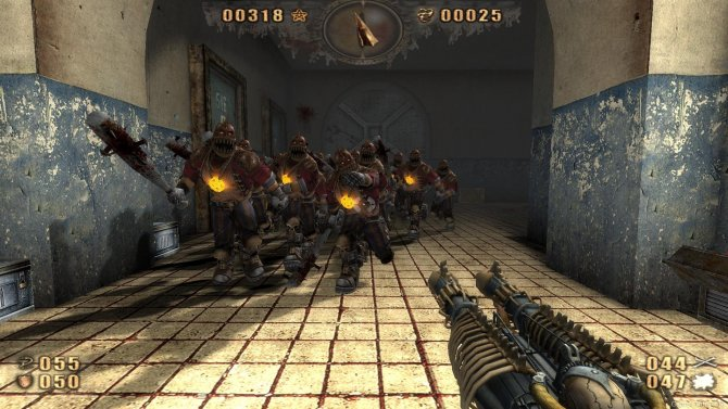 Скриншот игры Painkiller: Redemption