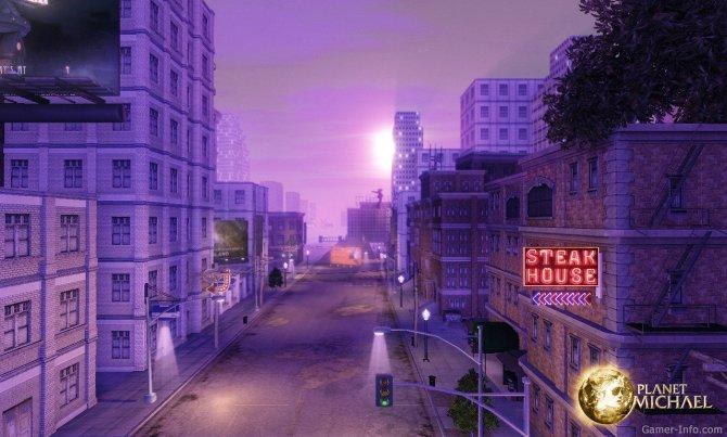 Скриншот игры Planet Michael