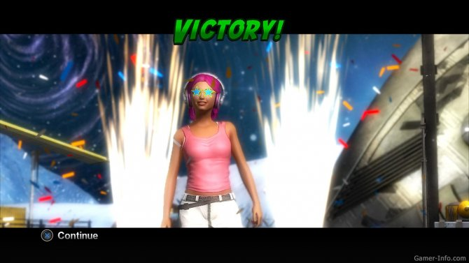 Скриншот игры Planet Minigolf