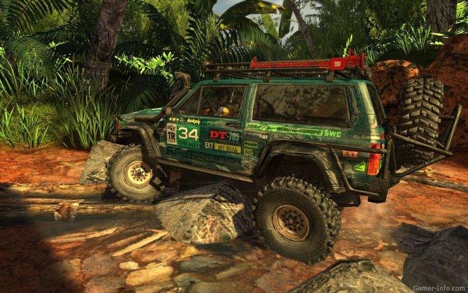Скриншот игры Полный привод 3: Последний поход