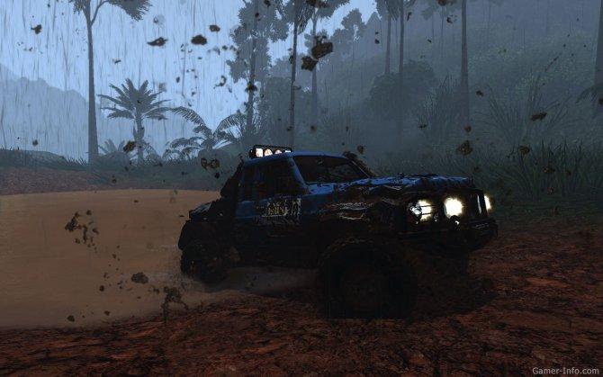 Скриншот игры Полный привод 3